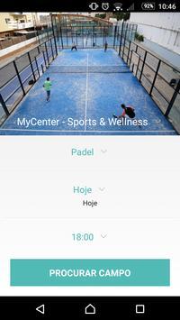 MyCenter - Sports & Wellness poster