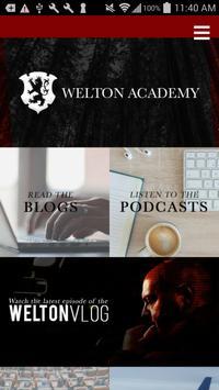 Welton Academy apk screenshot