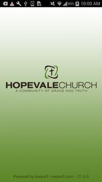 Hopevale Church poster