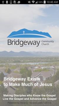 Bridgeway Church Littleton poster
