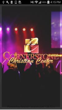 Cornerstone poster
