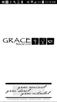 Clarksville Grace Church poster