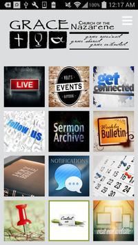 Clarksville Grace Church apk screenshot