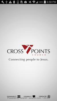 Cross Points Church poster