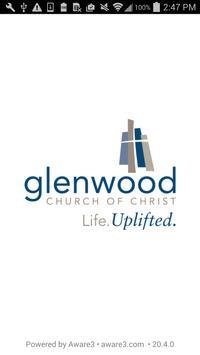 Glenwood Church of Christ poster