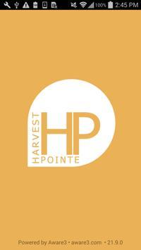 Harvest Pointe Church poster