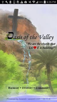 Oasis of the Valley poster
