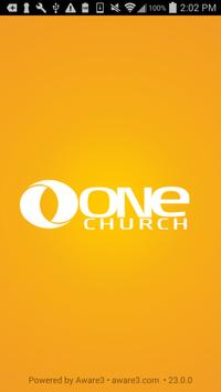 ONE Church Ridgeland poster