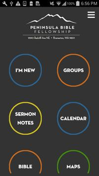 Peninsula Bible Fellowship screenshot 1
