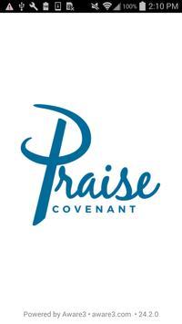 Praise Covenant Church poster