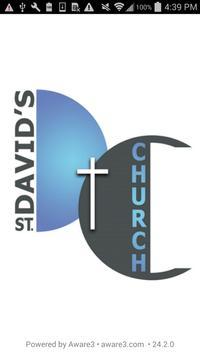 St. David's Anglican Church poster