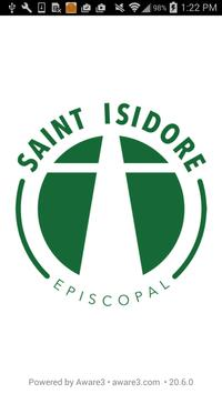 St. Isidore Episcopal Church poster