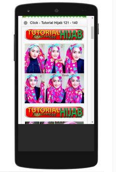 Hijab Tutorial & Fashion screenshot 7