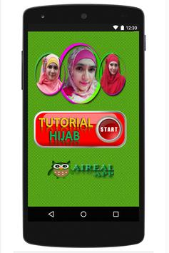 Hijab Tutorial & Fashion poster