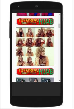 Hijab Tutorial & Fashion screenshot 3