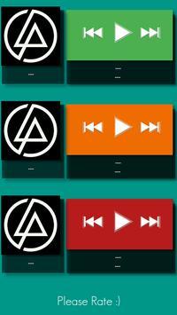 Muzic Widget - Zooper Skins screenshot 2