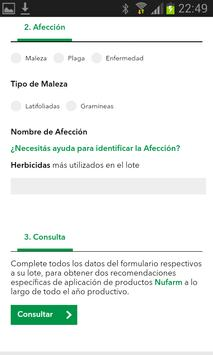 Que APPlico - Sistema Nufarm screenshot 3