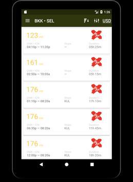Airfare Watch apk screenshot