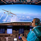 Plane Flight Simulator icon