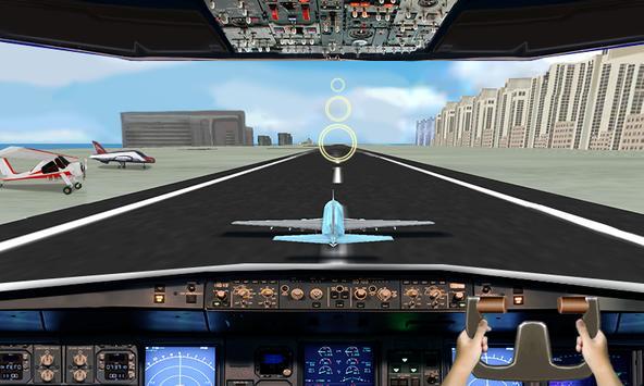 Plane Flight Simulator apk screenshot