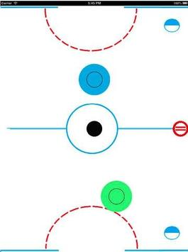 Air hockey 2 players screenshot 6