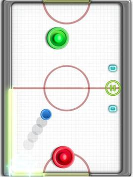 Air hockey 2 players screenshot 8