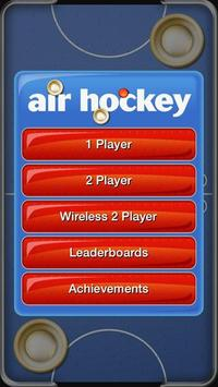 Air hockey 2 players screenshot 2