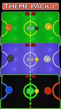 Air hockey 2 players screenshot 3