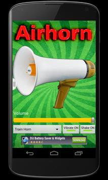 Air Horn Simulator screenshot 1