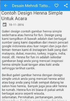 Mehndi Henna Tattoo Tangan For Android Apk Download