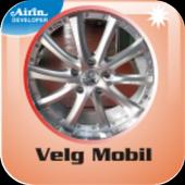 Modifikasi Velg Mobil Racing icon