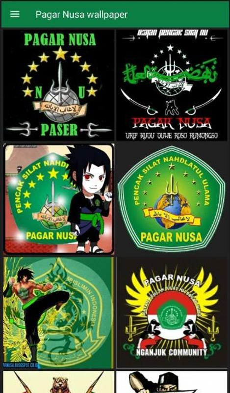 Pencak Silat Pagar Nusa wallpaper for Android - APK Download