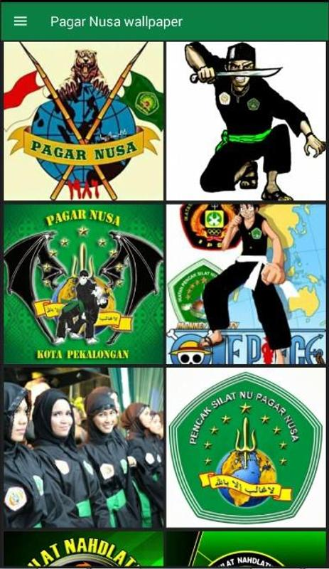 Pencak Silat Pagar Nusa Wallpaper For Android Apk Download