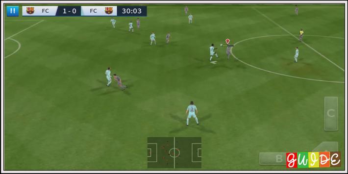 Guide For Dream League Soccer 18 screenshot 1