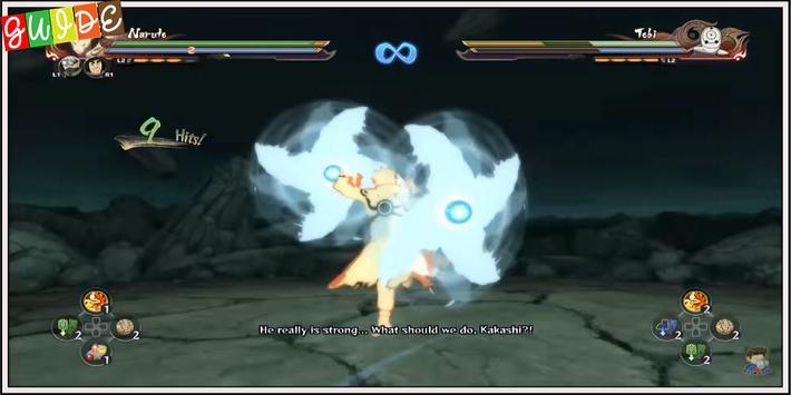 Guide For Naruto Shippuden screenshot 1