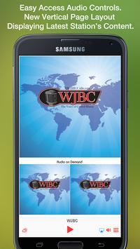 WJBC poster
