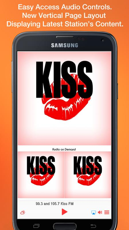 993 And 1057 Kiss FM