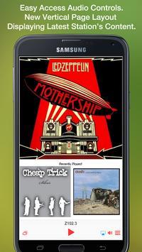 Z102.3 poster