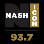 93.7 Nash Icon icon