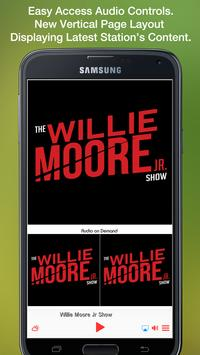 Willie Moore Jr Show poster