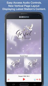 Gospel 1590 106.1 screenshot 1