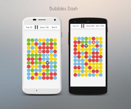 Bubbles Dash poster