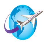 Airline Ticket Booking United States icon