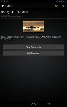 Airliners.net screenshot 1