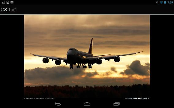 Airliners.net screenshot 2