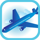 1038 Airlines Booking icon