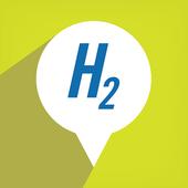 Hydrogen Station Finder icon