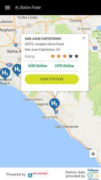 Hydrogen Station Finder apk screenshot