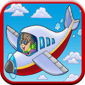 Plane Game: Kids - FREE! icon