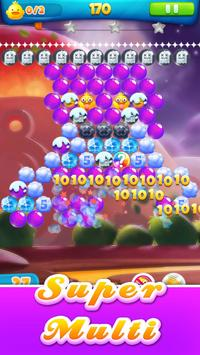 Juice Bubble Shooter poster